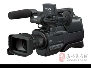 出售9成新SONYHD1000C婚庆用高清摄像机