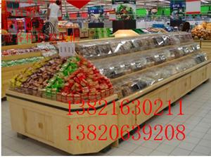 展柜天津展柜糖果柜干果柜散貨柜雜糧柜雞蛋柜醬菜柜