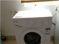 美的滚筒洗衣机(全新)
