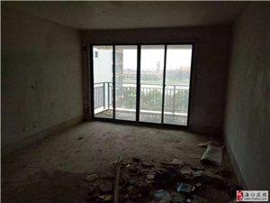 砖石水岸3室2厅2卫127.81�O毛坯3房才96万