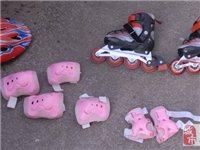 (出售)单刀轮滑鞋
