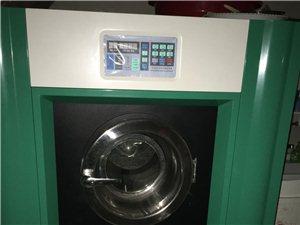 出售95成新的洁丰干洗设备三台