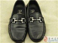 轉一雙D&G男士皮鞋,二手正品,9成新