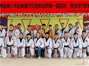 正力跆拳道国学文武教育