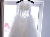 婚纱礼服低价转让