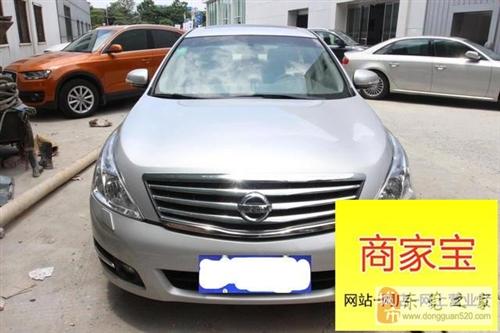 台湾2009年日產天籟車型104000元轉讓