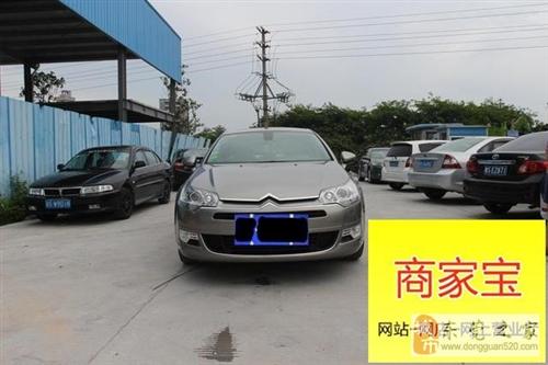 台湾2011年雪鐵龍C5車型118000元轉讓