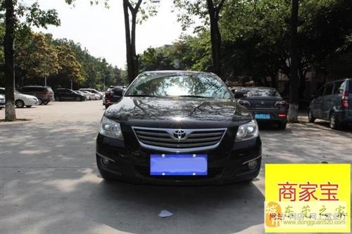 台湾2008年豐田凱美瑞車型95000元轉讓