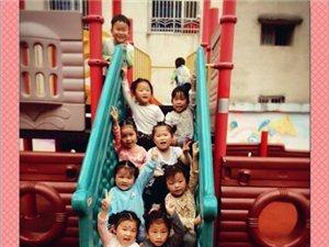 九宫幼儿园招生可爱的小朋友