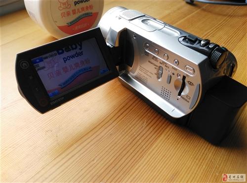 出售9成新索尼drc-sr300攝像機一臺