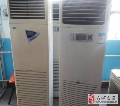 求購一臺二手柜式空調