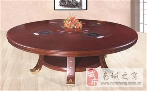求购木圆桌