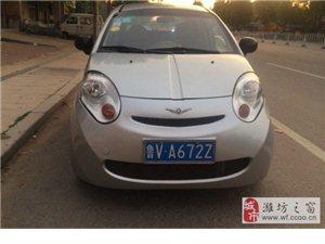 潍坊2010年瑞麒M1车型12000元转让