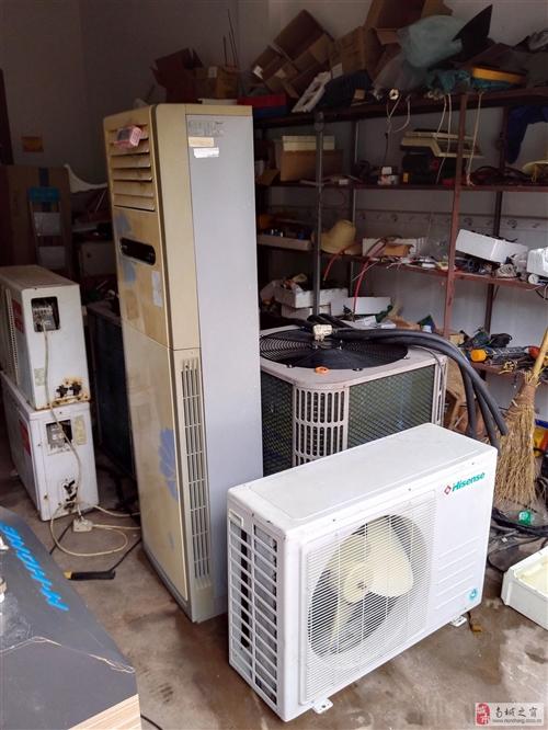 出售,出租二手空調,空氣能熱水設備
