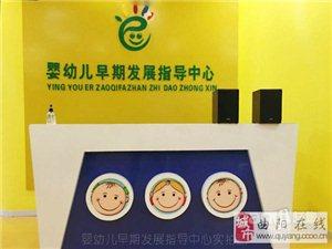 曲陽首家大型早教中心惠友成立