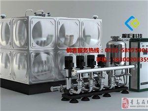 供应山东潍坊潍城无负压供水设备无塔供水设备