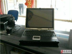 转让自用二手旋转屏笔记本电脑