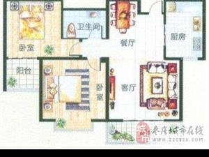鑫和国际佳园 2室2厅1卫 5号楼2单元1802 顶楼非回迁