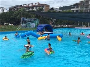 水魔方水上乐园招生暑假游泳学习班
