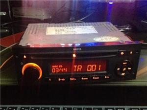 标志车载cd机