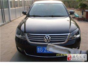 潍坊2011年大众帕萨特车型88000元转让