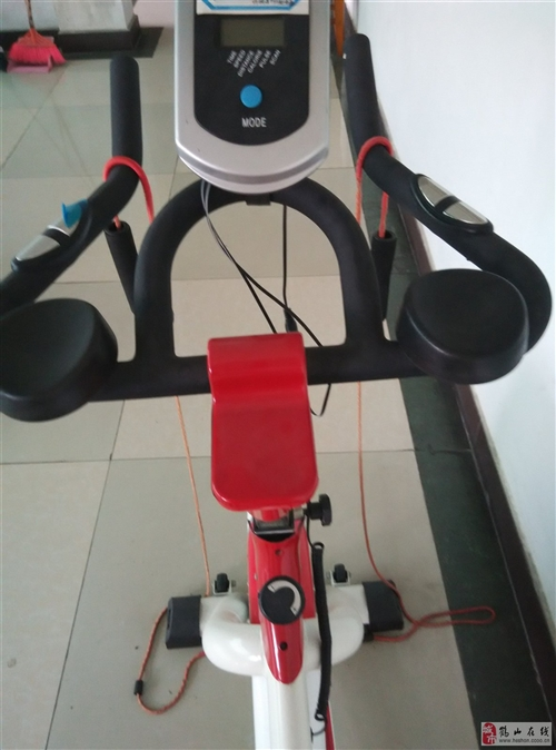 割爱转让健身自行车
