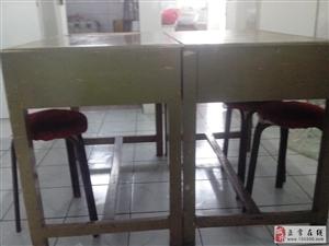 出售二手桌子(二匣桌)