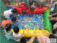 儿童游乐玩具-沙池,钓鱼池等