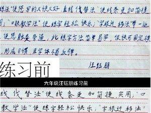 嘉峪关书法班孙维喜钢笔字十天速成班