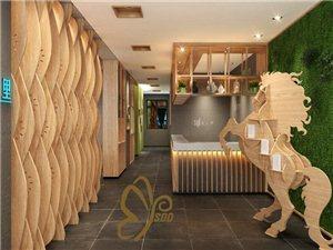 重慶銅梁餐吧餐廳茶餐廳茶樓裝修設計品牌公司貳春設計