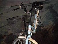 出售一辆永久牌自行车,七成新