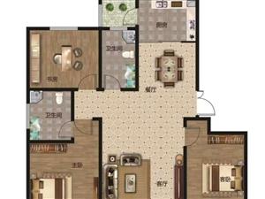 水木春天3室2厅2卫59万元一手房手续