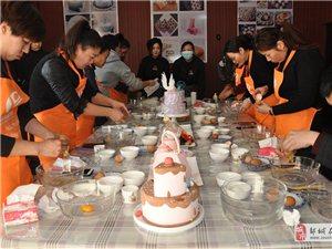 菏泽专业烘焙培训机构,菏泽私房蛋糕 面包西点培训