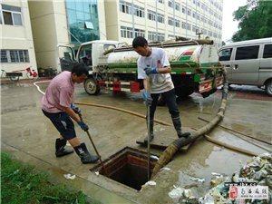 南昌南京東路疏通物品打撈高壓清洗管道清池抽糞