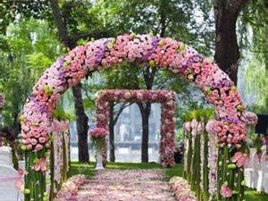 适合婚礼的鲜花