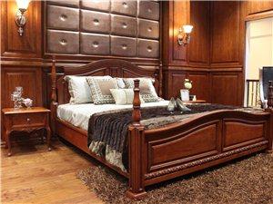 美尚印象实木卧房系列