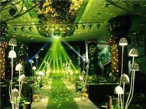 森林系列婚礼