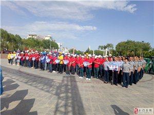 市总工会8大行业入会启动仪式