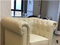 真皮沙发,质量保证,全新
