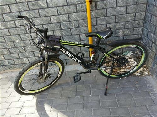 二手自行車,鳳凰牌,八成新,500元不議價