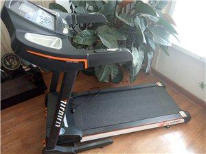 跑步机,买来两年多,多数时间闲置,八成新,跑道长1.1米,宽0.46米,有USB接口,可听音乐,在中...