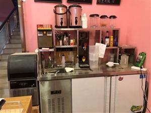 出售奶茶店全套设备 9成新!价格面议