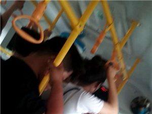 大北公交车能不能不超员载客