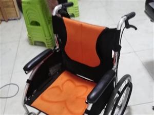 折疊輪椅處理500