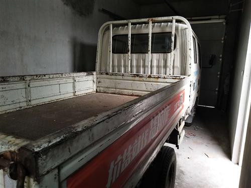 出售2011年的双排座国三小货车