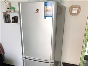 自用海��BCD-186KB小型�砷T冰箱出售,容量186L,低耗能,每天只需0.49度�,八成新,50...