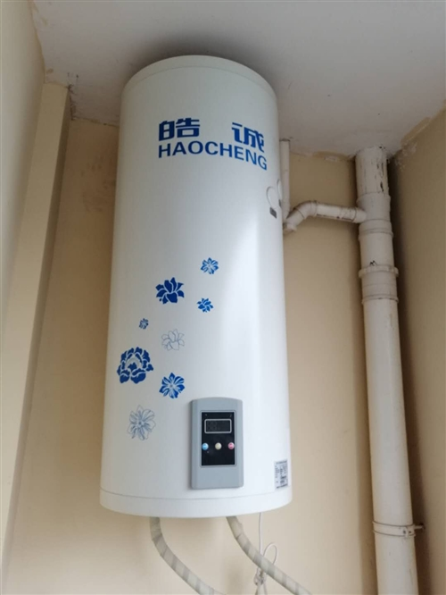 太阳能,电辅热,热水器。全新,未用一次。